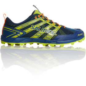 Salming Elements Running Shoes Men yellow/blue